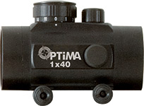optima 1x40 Red-Dot Sight